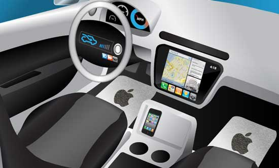 10 reasons why Apple will be worrying car makers to the core