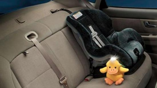 Do you know the law on child car seats?