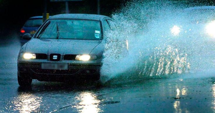 Driving Advice During Severe Weather Warnings